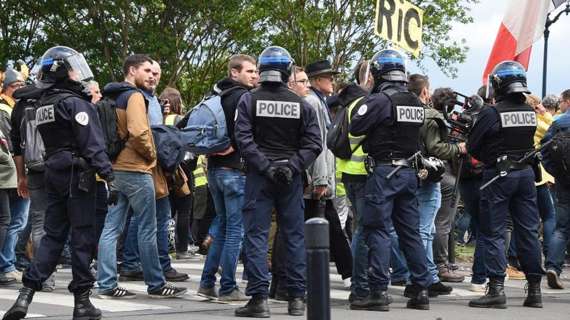 The Alliance union is demanding that the entire site be de-infested, saying it should have been done weeks ago. (AFP)