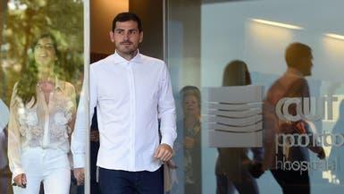رسمياً.. كاسياس يترشح لرئاسة اتحاد الكرة الإسباني