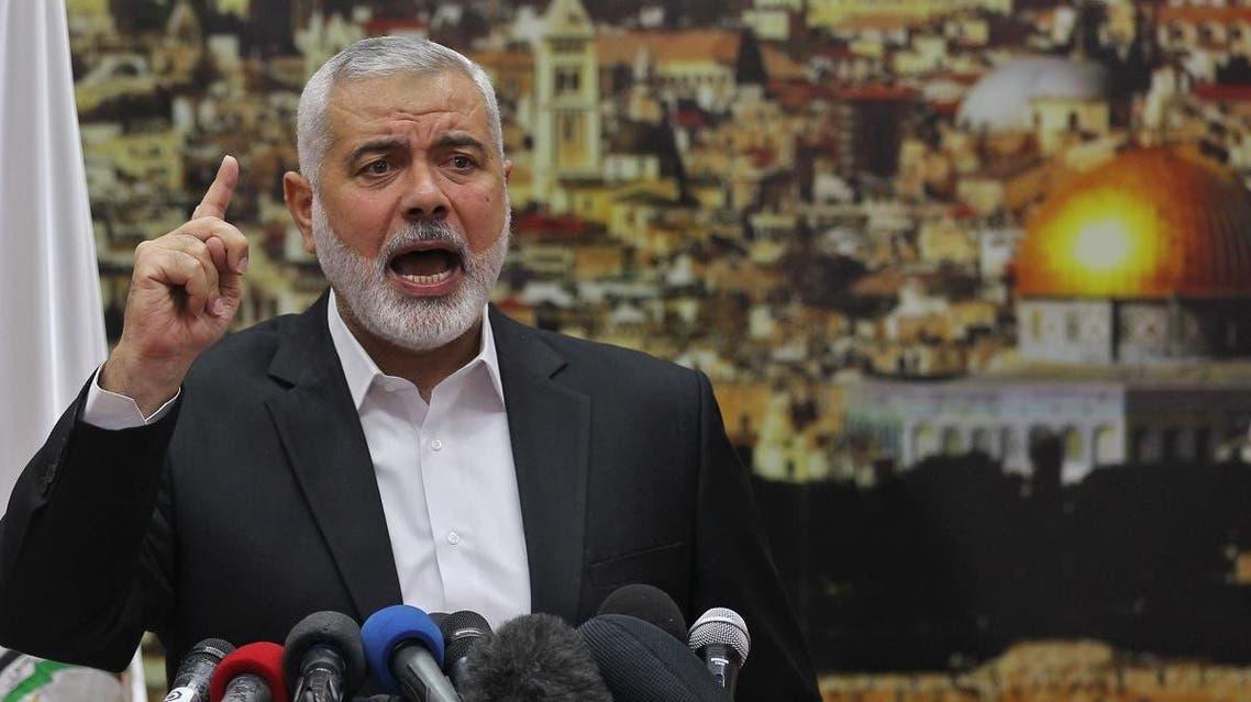 HAMAS LEADER Ismail Haniyeh. (AFP)