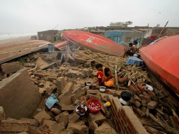 إعصار فاني.. 34 قتيلاً في الهند و15 في بنغلادش