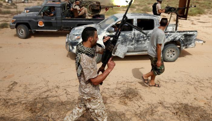 مليشيات في طرابلس