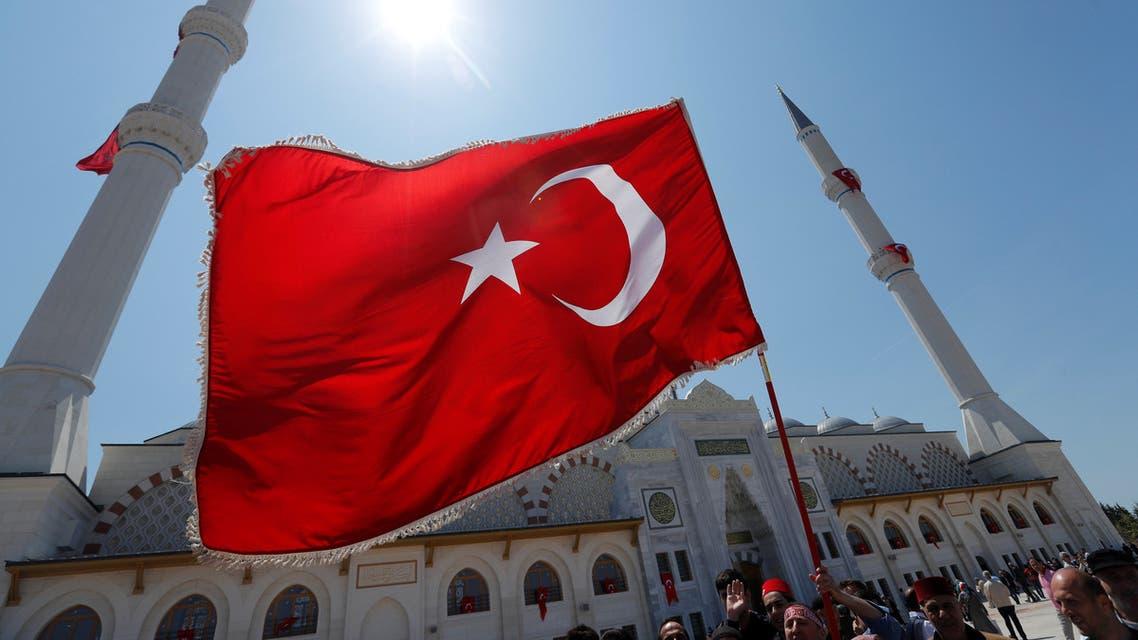 تركيا - العلم التركي