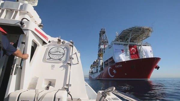 تركيا: سنمنع أي تنقيب عن الغاز بمناطق تابعة لنا بالمتوسط