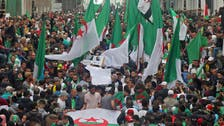 Thousands of Algerians hold first rally of Ramadan