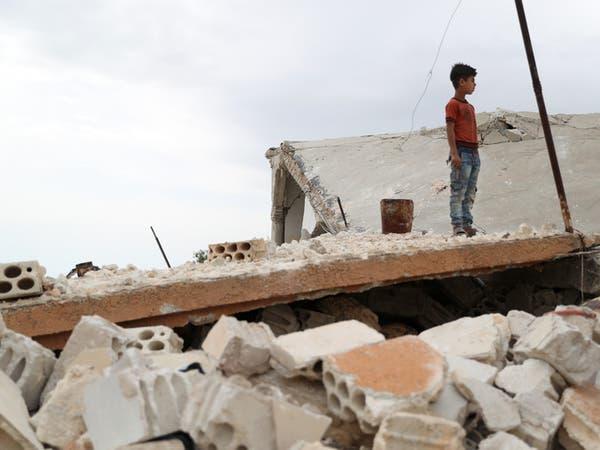 43 قتيلاً في أعنف موجة اشتباكات شمال غرب سوريا