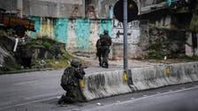 Brazil police shoot dead eight in Rio's biggest slums