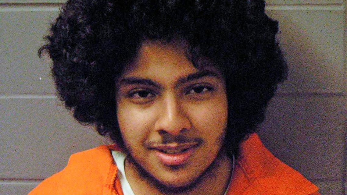 This undated file photo provided by the US Marshals office shows Adel Daoud. (AP)