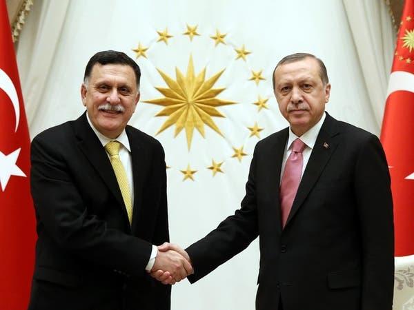 البرلمان الليبي: اتفاقية السراج مع أردوغان خرق لسيادة وأمن ليبيا