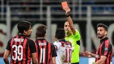 رابطة الدوري الإيطالي تنهي موسم باكيتا مع ميلان