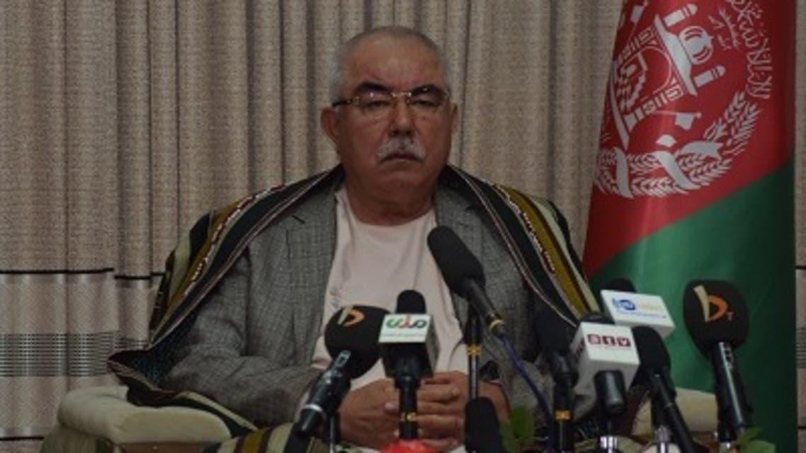 واکنش تند فرمانده قول ارود 209 به اظهارات اخیر جنرال دوستم افغانستان