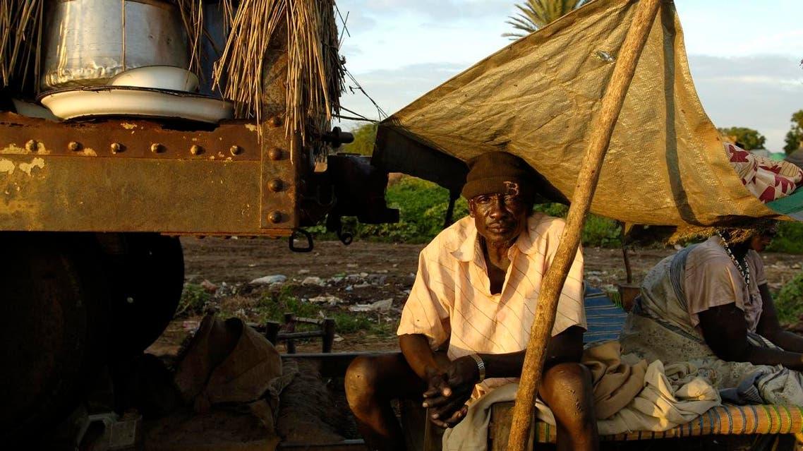 Displaced residents of South Sudan's Western Bahr el Ghazal. (File photo: AFP)
