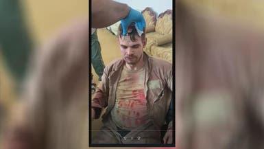 أولى الصور للبرتغالي قائد الطائرة التي أسقطها جيش ليبيا