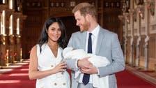 Meghan, Harry show off their 'bundle of joy'