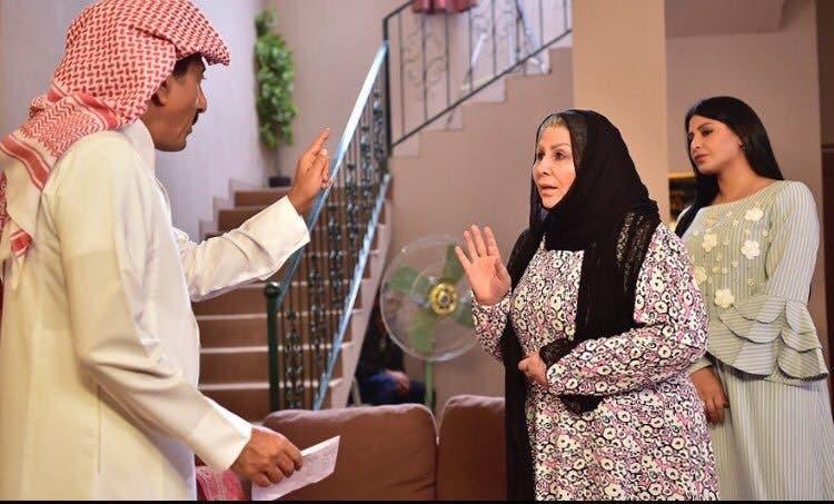 ريم عبدالله وليلى السلمان وناصر القصبي
