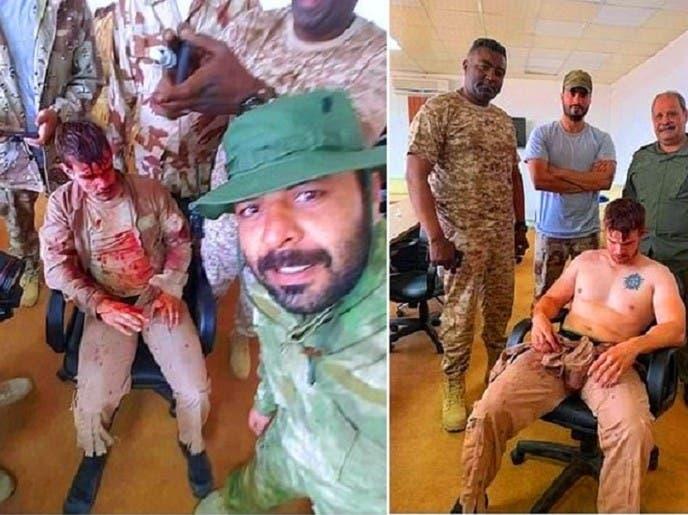 حقيقة الطيار الذي أسقطوا طائرته في ليبيا واعتقلوه