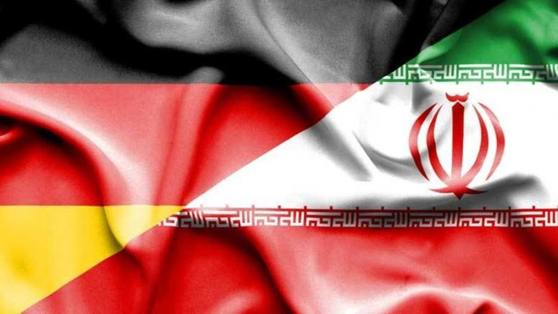 إيران-المانيا