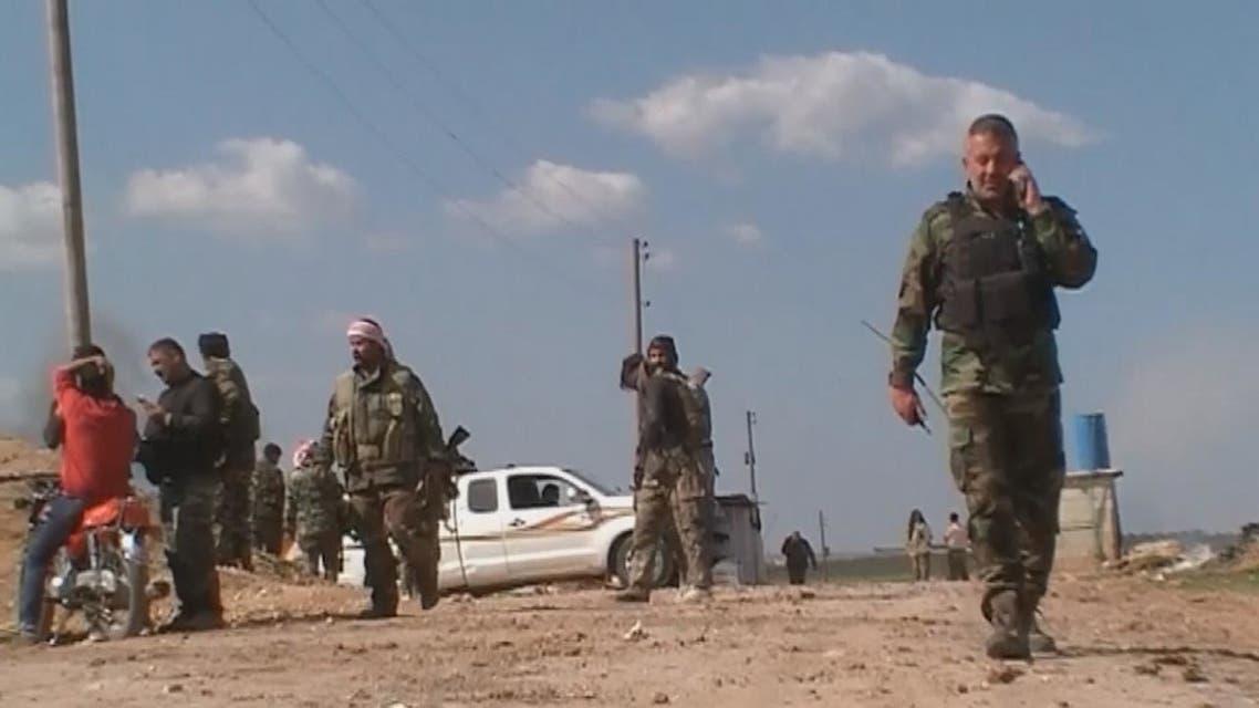 سوريا.. قوات النظام السوري تتجه إلى إدلب