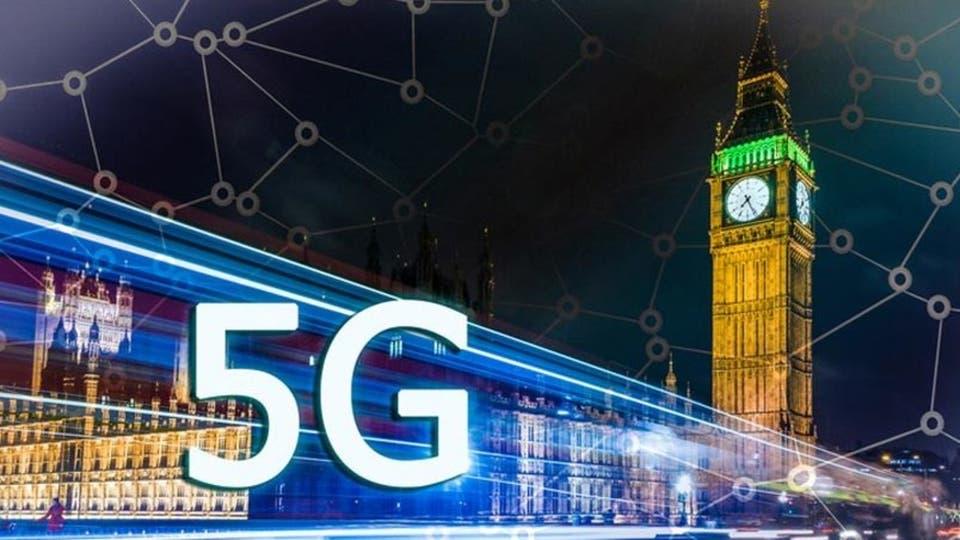 Image result for شركة هواوي تبدأ عمليات تطوير شبكات الجيل الخامس في المملكة المتحدة