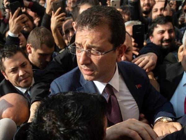 """إمام أوغلو: أكاذيب """"العدالة والتنمية"""" ألغت انتخابي"""