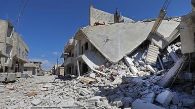 إدلب تحت النار.. مقتل 25 مدنياً بينهم 7 أطفال