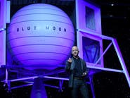 """مفاجأة من رئيس أمازون.. """"مركبة رائعة ستتوجه إلى القمر"""""""