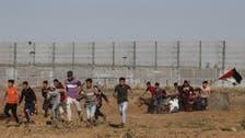 مقتل فلسطيني بنيران إسرائيلية خلال مواجهات على حدود غزة