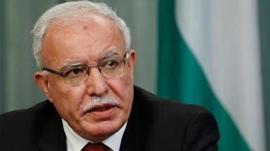 فلسطين: مستعدون لمفاوضة رئيس حكومة إسرائيل الجديد