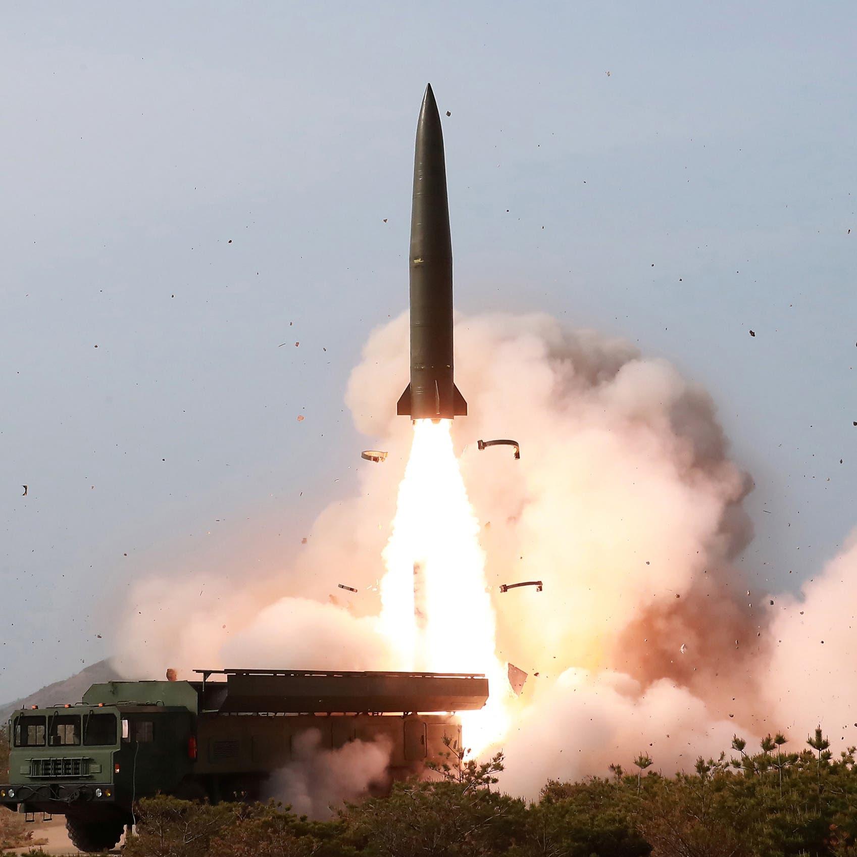 كوريا الشمالية أطلقت قذائف.. وترمب لا يشعر بالقلق