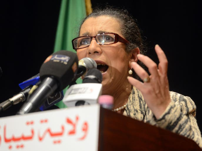 قيادي بحزب العمال الجزائري: لويزة حنون معتقلة سياسية
