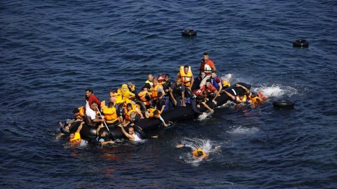 قوارب الموت بين المغرب وإسبانيا