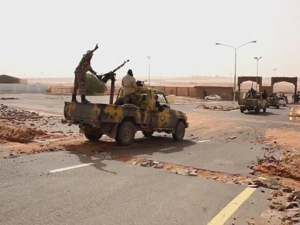 ليبيا.. اشتباكات عنيفة بينالوفاق والجيش الوطني بطرابلس