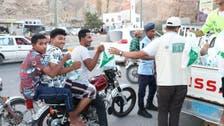 مركز الملك سلمان يواصل توزيع وجبات الإفطار بالمكلا