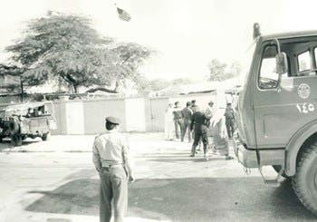 تفجير السفارة الأميركية بالكويت عام 1983