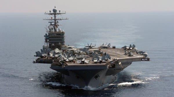 عتاد عسكري متقدم وقوة نارية أميركية ساحقة لمواجهة إيران