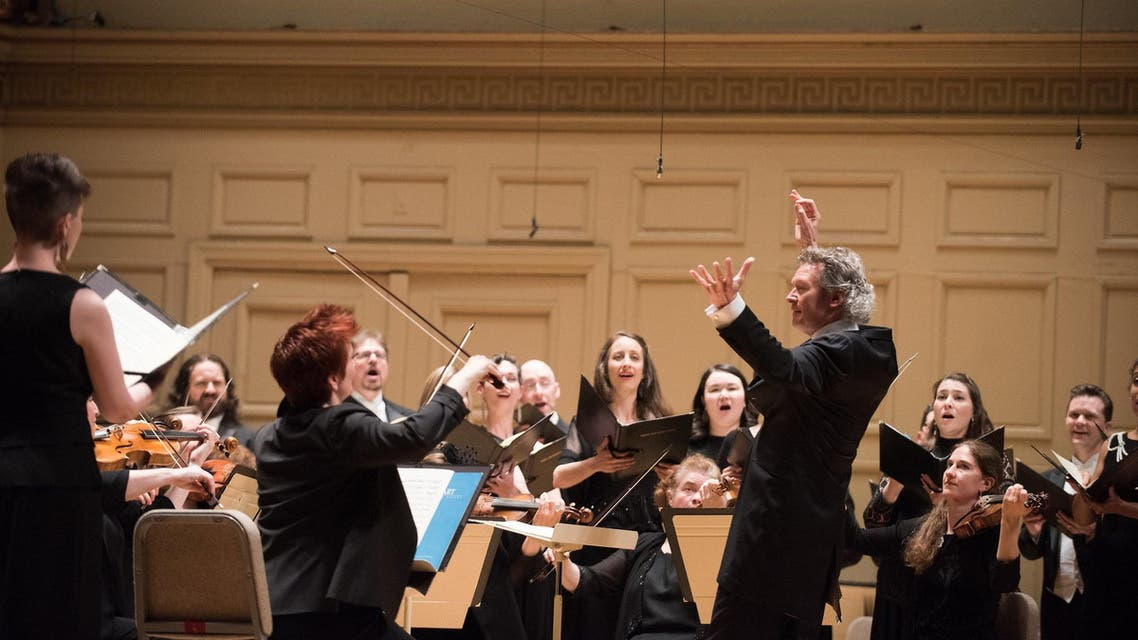 The Handel & Haydn Society in Boston (Twitter)