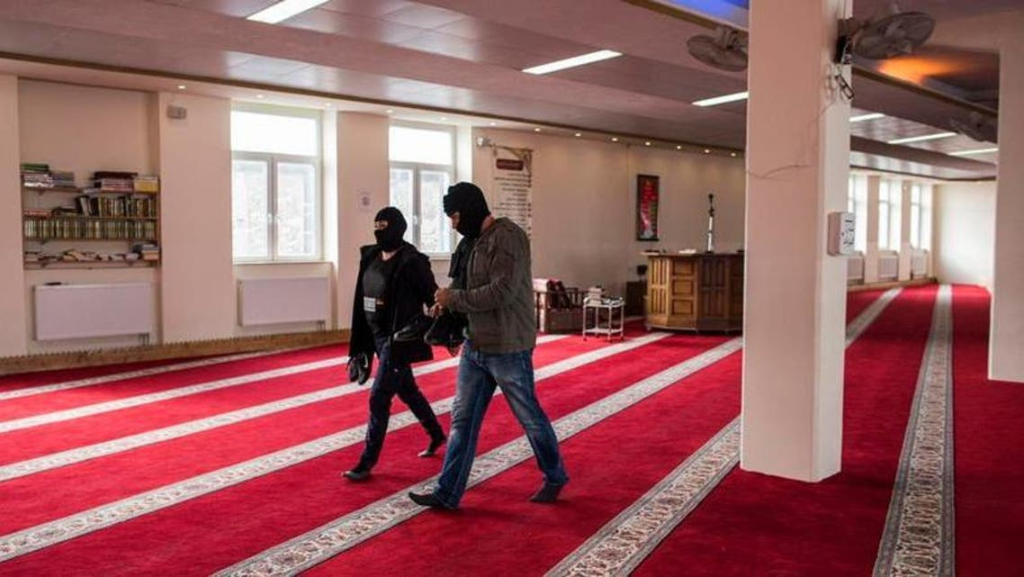 German Mosque Police