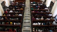 Sri Lanka Catholics hold first Sunday mass after April's deadly attacks