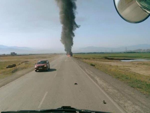 مقتل 7 جنود أفغان في هجوم لطالبان شمال البلاد