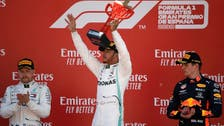 Hamilton hails history in the making after another one-two