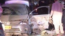 صوبہ بلوچستان کے دارالحکومت کوئٹہ میں بم دھماکا ، چار پولیس اہلکار شہید
