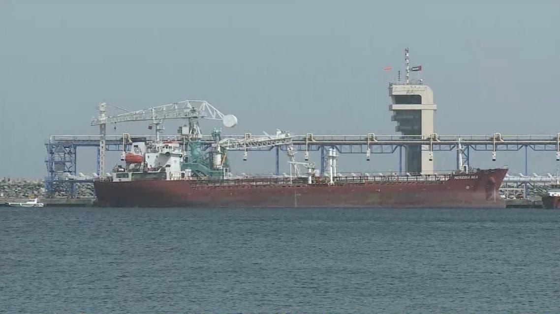 fujairah port (al arabiya)
