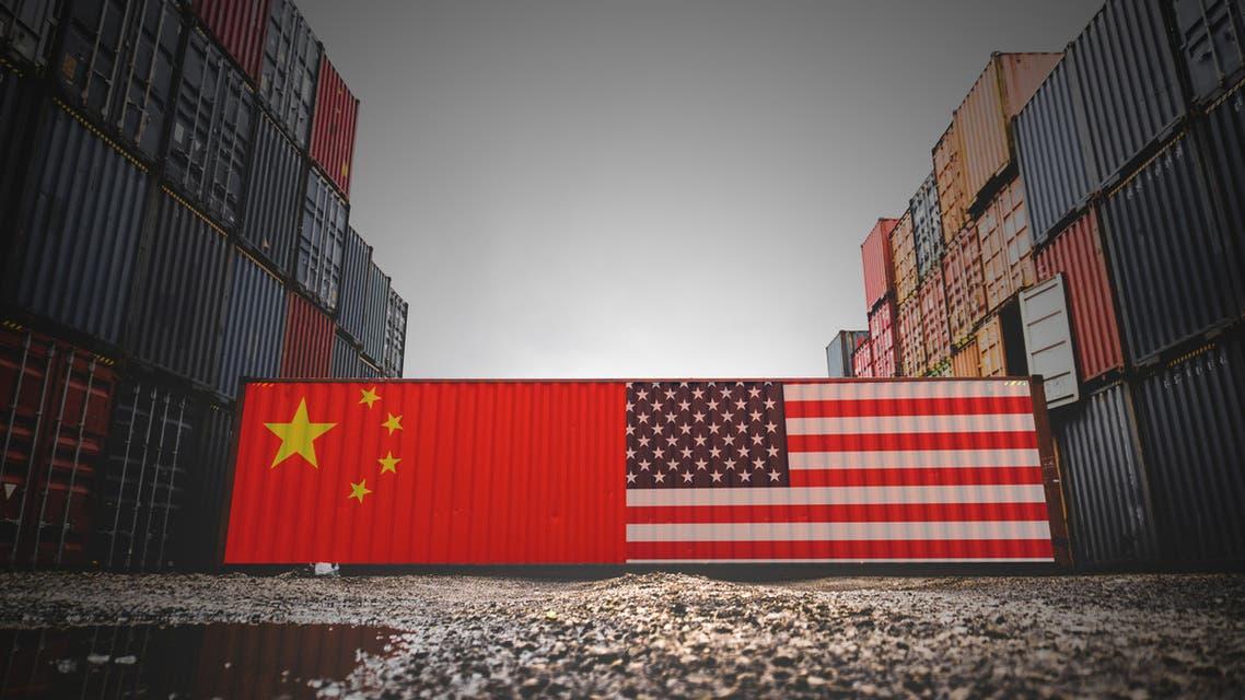الصين أميركا الحرب التجارية