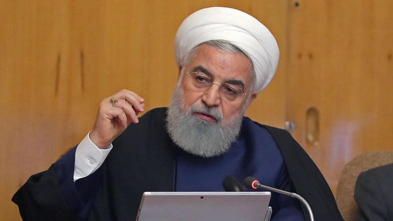 Rouhani: IRGC seizure of UK-flagged tanker 'powerful, precise and