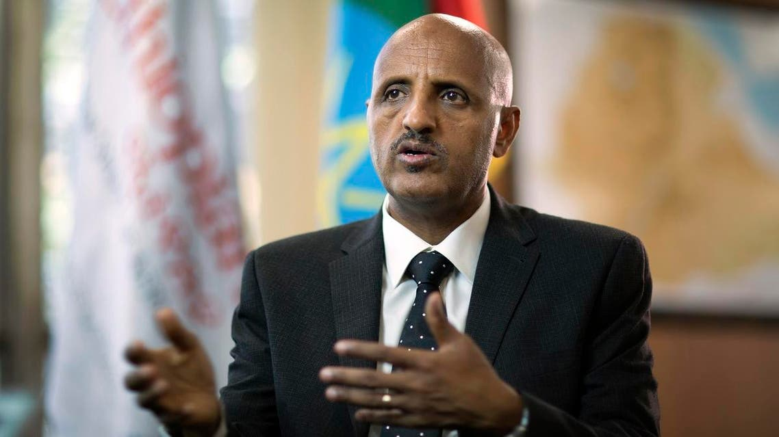 Tewolde Gebremariam, Chief Executive Officer of Ethiopian Airlines. (AP)
