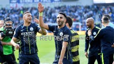 Mahrez keen to stay at Man City despite limited minutes