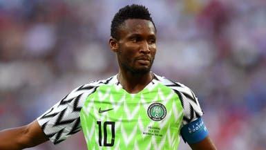 جون أوبي ميكيل يعود لقيادة نيجيريا في أمم إفريقيا