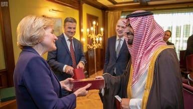 وزير الثقافة السعودي يلتقي نظيره الروسي في موسكو