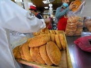 """""""الشريك"""".. خبز تنفرد به مائدة الإفطار بالمدينة المنورة"""