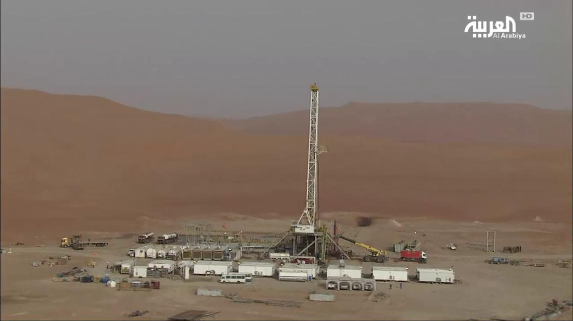saudi oil pump station file photo