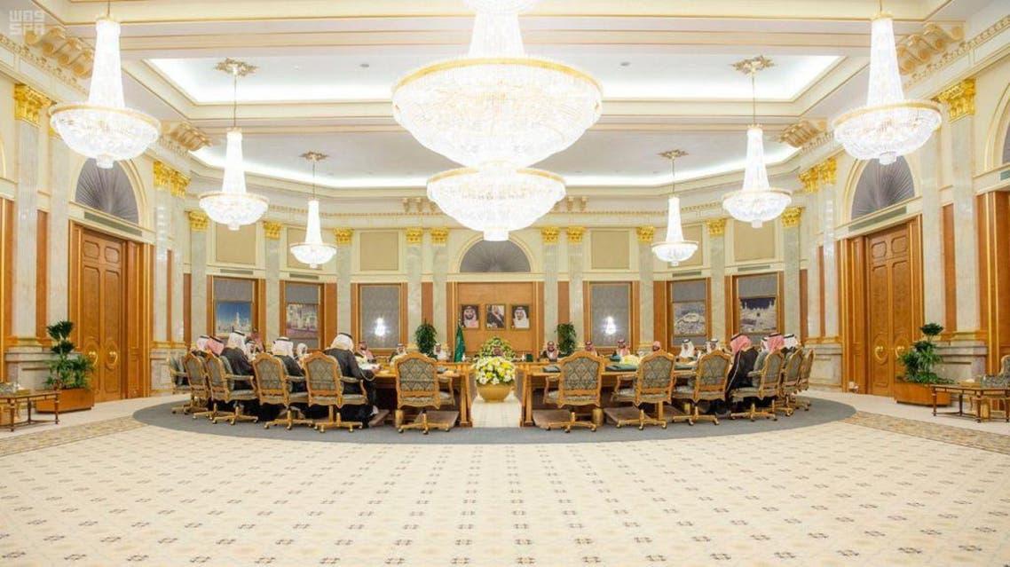Saudi Cabinet May 2019 (SPA)